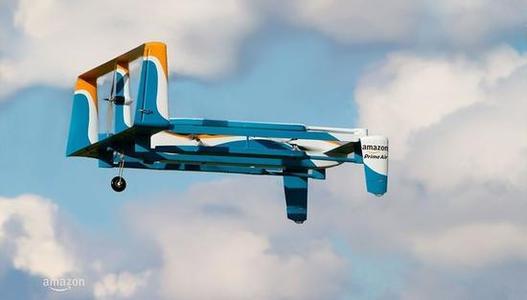 """亚马逊MK27新型无人机媲美飞行员 已经具备""""故障安全逻辑""""能力"""