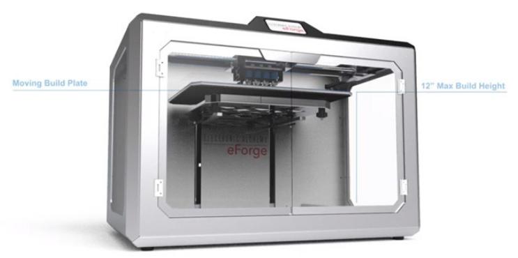Electronic Alchemy为NASA开发多材料电子3D打印机