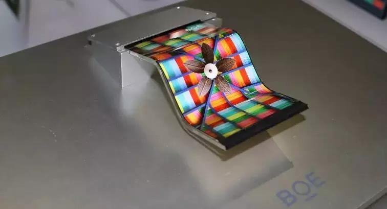 苹果正式测试京东方柔性OLED屏 或用于明年的IPHONE