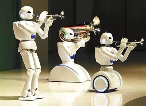 """机器人产业规划瞄准""""高精尖"""" 造就千亿级产业集群"""
