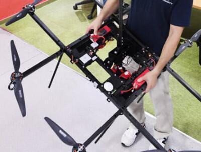 日无人机初创公司Aeronext进入中国市场