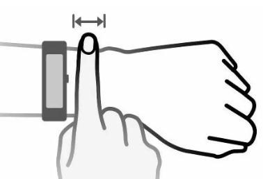 华为运动手环使用说明,华为运动手环怎么配对/重启