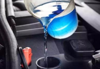 防冻液的更换方法、更换周期、更换使用注意事项