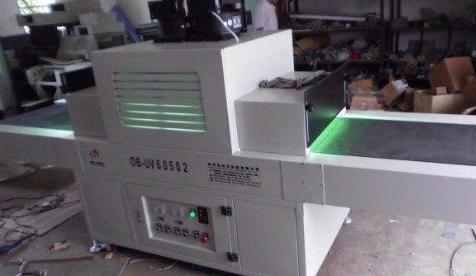 UV光固机铁氟龙输送带跑偏原因分析