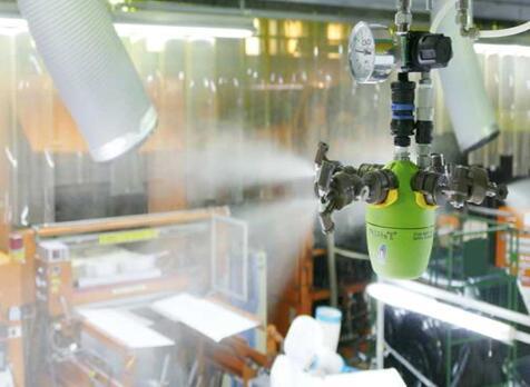 免费的黄色视频网站温湿度传感器技术用于喷涂车间可提高生产品质