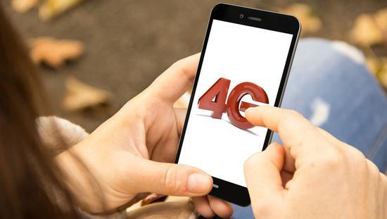 移动和电信4G下载速率均低于每秒23.58Mbit/s全国平均值