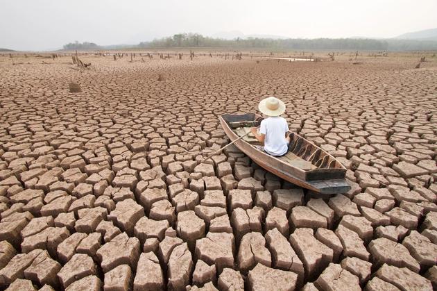 气候趋暖归咎于人类?地球不止一次经历过极端变暖