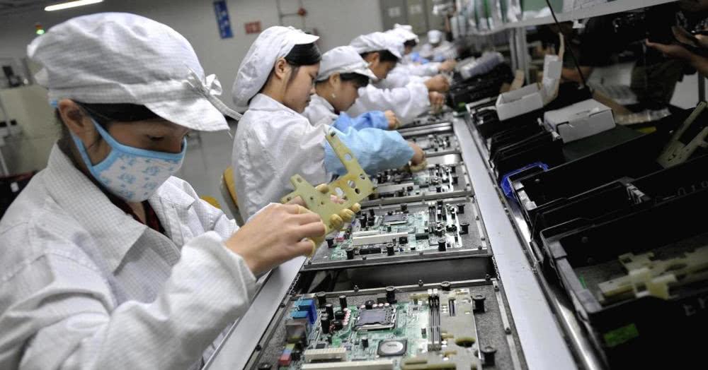 富士康计划在印度新建两个组装厂 并扩建现有组装厂