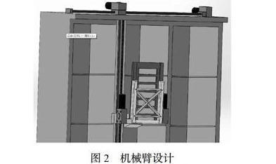 办公用自动存取储物柜整体设计方案