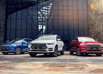 比亚迪宋Pro连续两月销量破万,成为A+级SUV新标杆