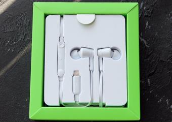 贝尔金Belkin RockStar入耳式耳机Lightning开箱评测:听歌打电话均可