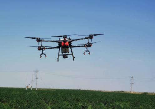 大疆植保无人机革新现代农业:新疆作业面积已破2000万亩