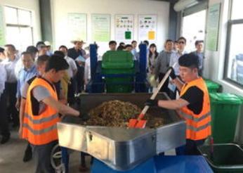江西试点开展农村垃圾分类减量和资源化利用工作