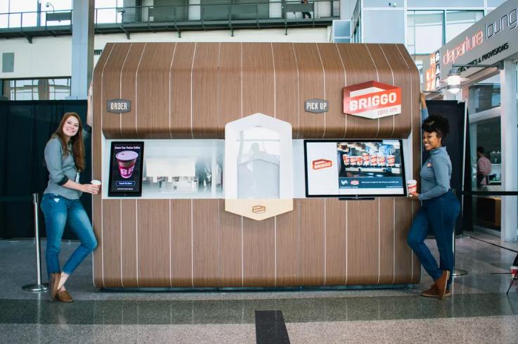 富士康美国工厂第一款曝光:不是面板是自动咖啡机