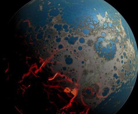让地球氧气在5亿年前猛增的神秘力量找到了