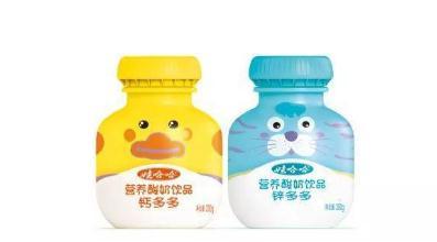兒童飲料市場發展趨勢與產品分析
