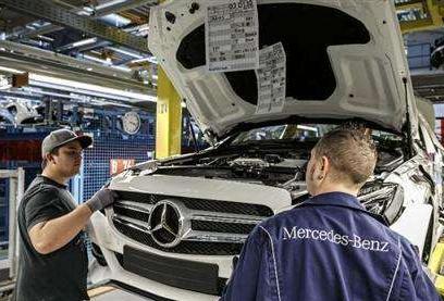 ?戴姆勒CEO康林松:奔馳中國電池工廠今年年底投產,為EQC車型供貨