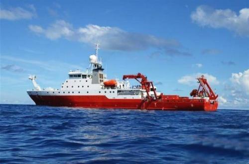 科学重器——海洋科考船