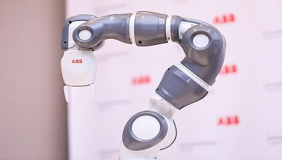 ABB最大机器人生产基地在上海动工,预计2021年投入运营