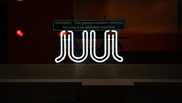 電子煙巨頭Juul或配合美政府,撤下大部分口味電子煙