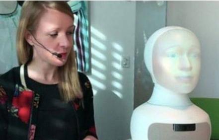 全球首个HR机器人Tengai上岗,已有人通过面试找到工作