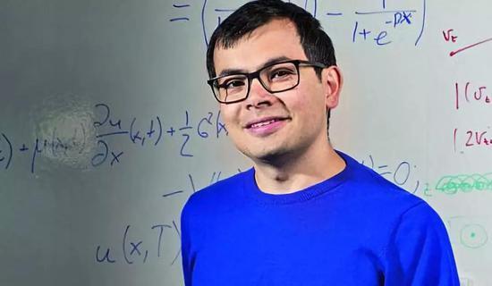AlphaGo的创造者戴密斯·哈萨比斯(Demis Hassabis)