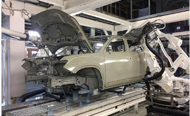 一汽-大众在市场淡季抢市场,天津工厂深挖自动化率的潜力