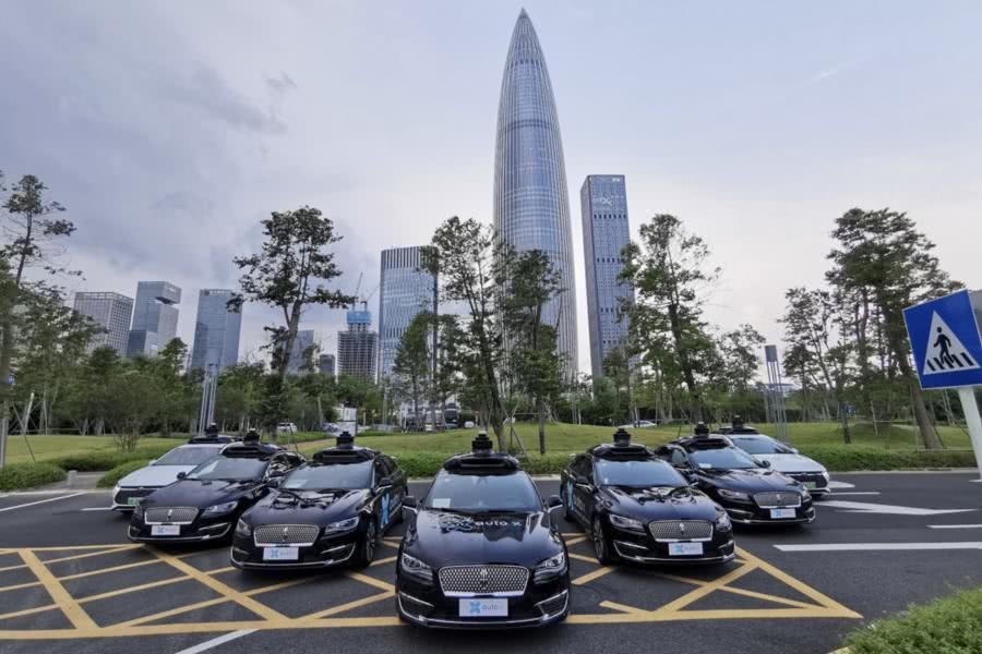 自动驾驶企业AutoX宣布完成1亿美元A轮融资,东风、阿里入投