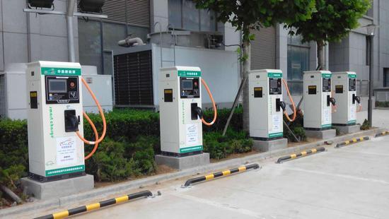 全国充电桩保有量已达108万台