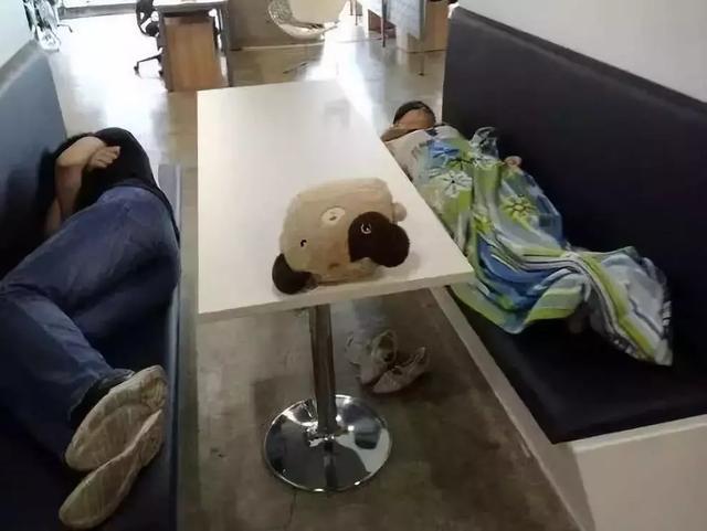 大公司的午休文化盤點:華為自帶床墊、阿里帶帳篷