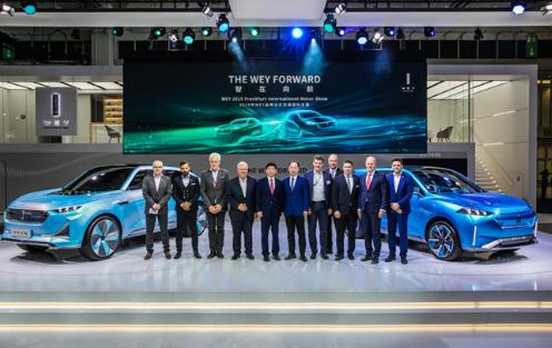 ?长城汽车计划两年后正式全面进入欧盟市场