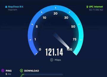 宽带速率排名出炉:中国联通位居第一,下载速率高达24.86M/s