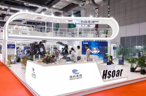 海尚集团发布矢量摆线减速机,使用寿命延长至8万小时