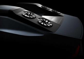 三菱发布全新概念车预告图,将在东京车展正式首发