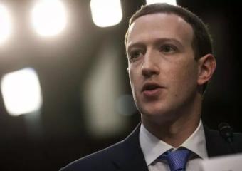 Facebook马克·扎克伯格将与美国国会议员会晤,就监管互联网问题一事展开商讨