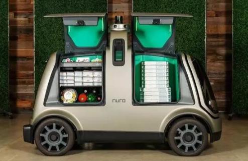 福布斯发布美国最有前景50家AI企业:华人公司Nuro排名第一