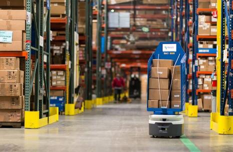 国内快消品B2B常见七大仓储物流模式解析