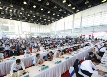 2019汽车轻量化大会暨展览会在扬州市国际展览中心开幕