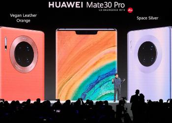 当华为Mate30系列遇上iPhone 11,手机市场格局已悄然改变