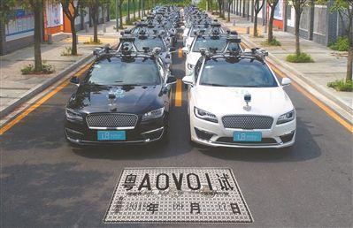 多个城市规划自动驾驶专用试验道路,上市公司积极布局