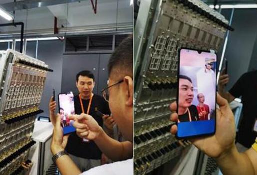 ?中国移动与华为携手完成5G独立组网的Vo5G全场景测试验收