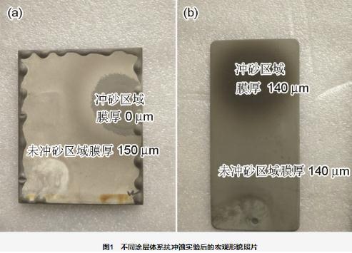 一种铁路扣件专用耐冲蚀防护涂层体系研制与效果