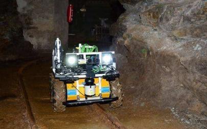 """机器人在绿色矿山的应用:湖南矿业发展将迎来""""脱胎换骨""""式转变"""