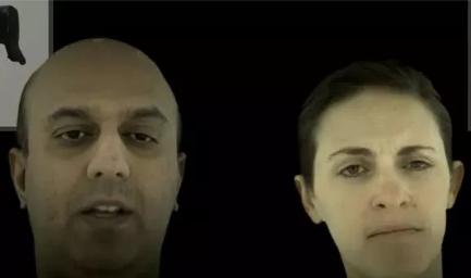 Facebook展示最新VR与AR研究成果:映射技术和全身虚拟化身