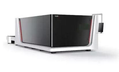 中厚板切割方式對比,30kW超高功率激光切割設備的市場應用