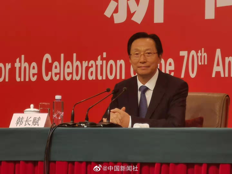 農業農村部部長韓長賦:70年三農領域取得五大歷史性成就