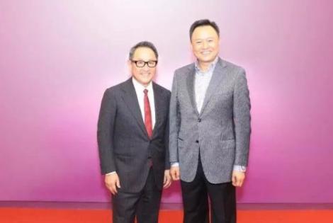 ?中國一汽與豐田汽車簽訂合作,共同推動電動化車輛在中國的研發和普及