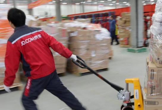 京东计划与2万家线下零售店合作,提高其供应链整体效率