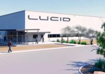 华人电动车企Lucid投资7亿美元建厂,即将启动建厂项目