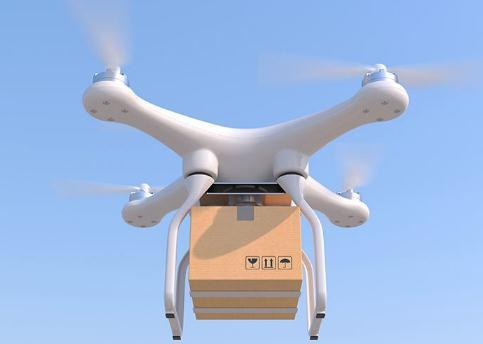 無人機物流配送與應用現狀